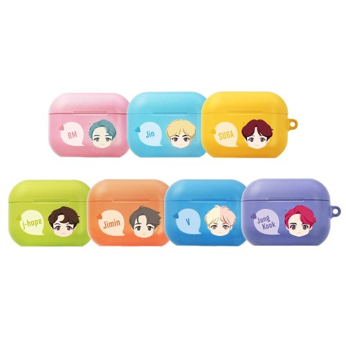 [BTS] BTS BASIC HARD AirPods Pro CASE