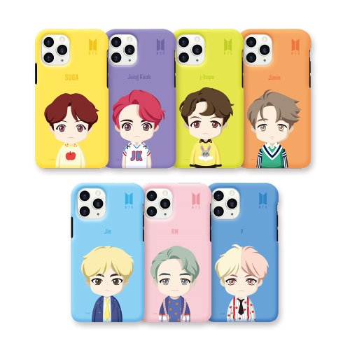 [BTS] BTS UPPER BODY DUAL GUARD CASE
